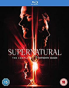 Supernatural: Season 13 [Blu-ray] [2017] [2018]