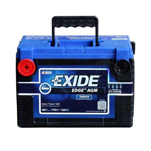 Exide Edge FP-AGM78 Sealed Automotive Battery
