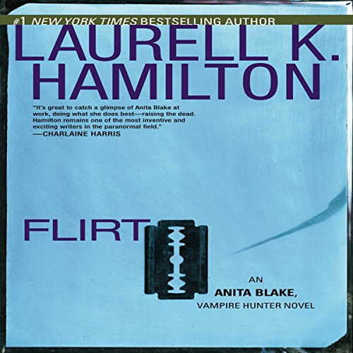 Flirt audiobook cover art