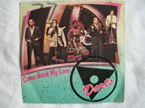 Darts - Come Back My Love - 7' Single 1977 - Magnet MAG 110 - UK Press