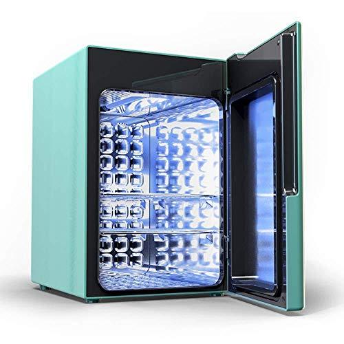 Esterilizador De Biberones De Esterilizaci/ón Espec/ífico para Beb/és con Secado Pantalla T/áctil Inteligente Gabinete De Desinfecci/ón UV 10L De Gran Capacidad