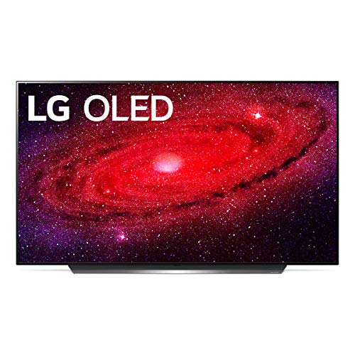 LG OLED55CXPUA Alexa Built-In CX 55' 4K Smart OLED TV (2020)