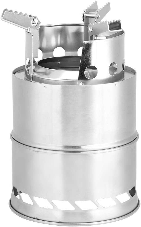 Taidda- Oklahoma City Mall Houston Mall Stainless Steel HeatResistance Camping Cooking St Stove