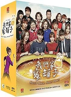 Sweet Home, Sweet Honey ( PK Korean Drama, 129 Eps, English Subtitles, All Region, Collector's Edition)