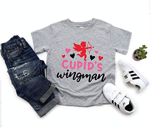 Boys Toddler New York Mall Cupid's Wingman Max 54% OFF Shirt Valentines Day