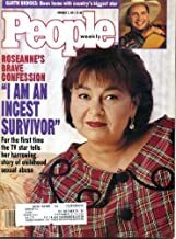 People Weekly October 7 1991 Rosanne Barr