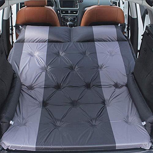 GFSDGF Cama Inflable del automóvil Cama de Coches de colchón Espesado Colchón de Aire para el Coches Pad de Dormir portátil para el Recorrido Camping SUV al Aire Libre