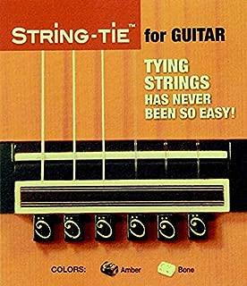 Mejor String Tie Guitarra de 2020 - Mejor valorados y revisados
