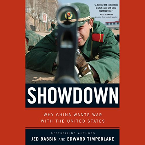 Showdown: Why China Wants War With the United States audiobook cover art