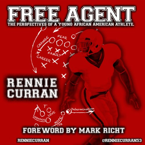 Free Agent audiobook cover art