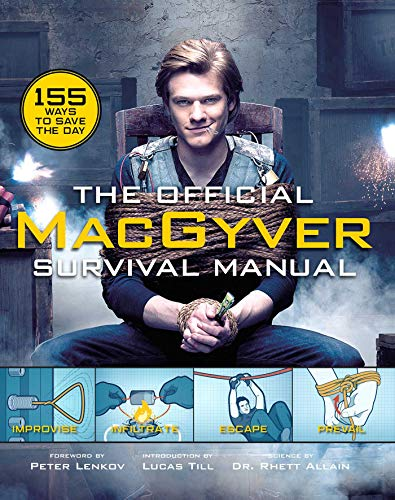 The Official MacGyver Handbook