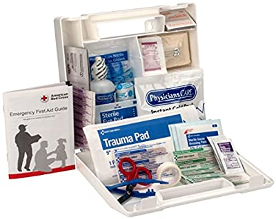 Pac-Kit by First Aid Only 25 Person Bulk First Aid Kit, 107-Piece Kit from First Aid Only