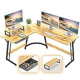 Cubi Cubi Modern L-Shaped Computer Desk