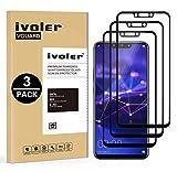 iVoler [3 Pack] Pellicola Vetro Temperato per Huawei Mate 20 Lite, [Copertura Completa] Pellicola Protettiva Protezione per Schermo per Huawei Mate 20 Lite