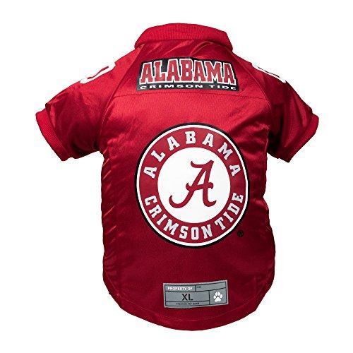 NCAA Alabama Crimson Tide Premium Pet Jersey, Large
