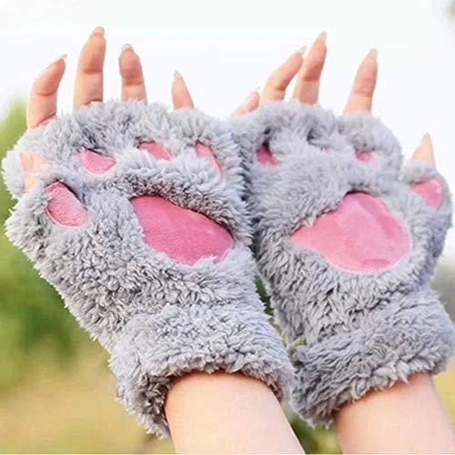 ZRXNDLS Vrouwen Winter Pols Arm Warmer Gebreid Toetsenbord Lange Vingerloze Handschoenen Wanten Winter Handschoenen