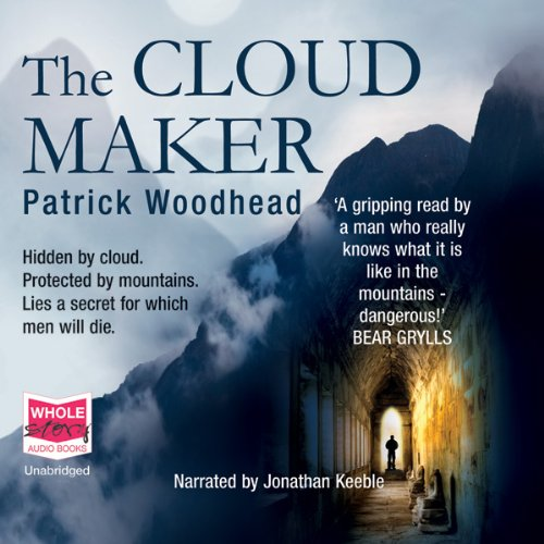 The Cloud Maker cover art