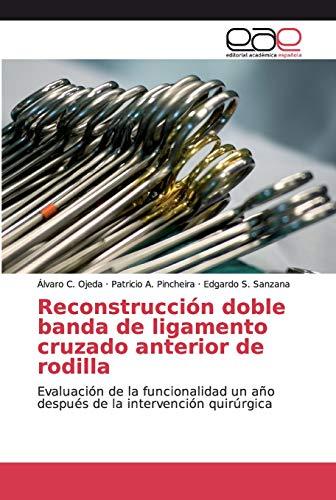 Reconstrucción doble banda de ligamento cruzado anterior de rodilla: Evaluación de la funcionalidad un año después de la intervención quirúrgica