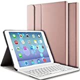 iPad Keyboard Case 9.7, Upworld Wireless Bluetooth Keyboard Cover Case for iPad 9.7