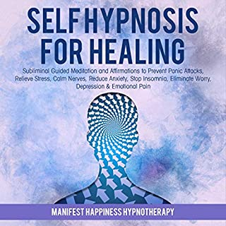 Self-Hypnosis for Healing cover art