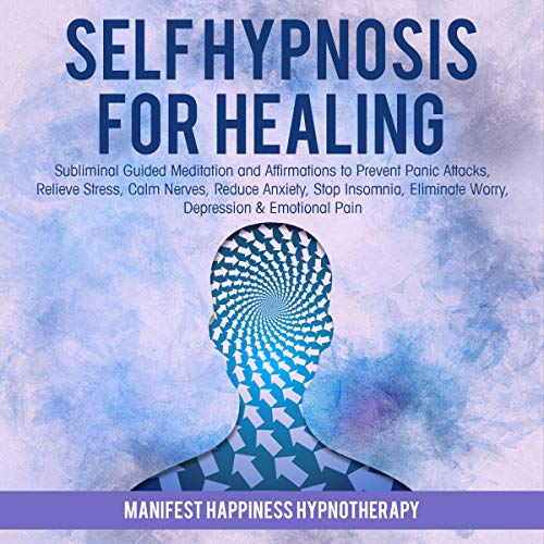 Self-Hypnosis for Healing audiobook cover art