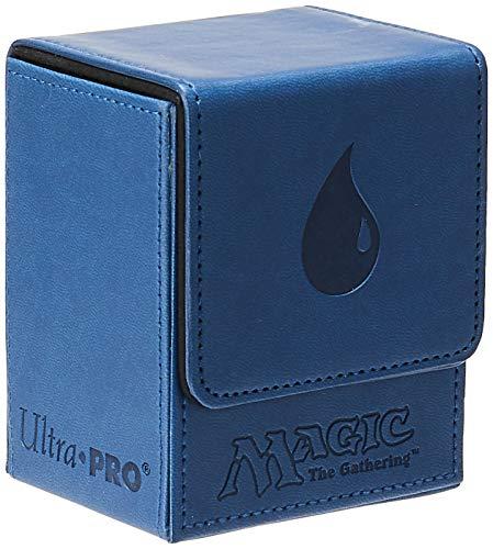 Ultra Pro - 330758 - Jeu De Cartes - Deckbox - Mana Flip - Bleu - C6