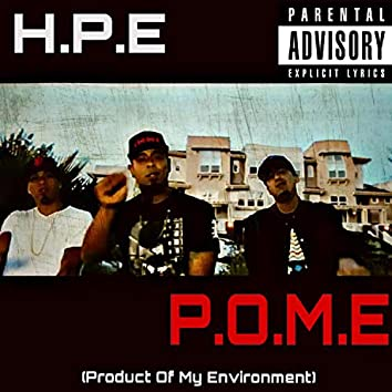 P.O.M.E (Product of My Environment)