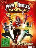 Power Rangers Samurai - Complete Season [Alemania] [DVD]