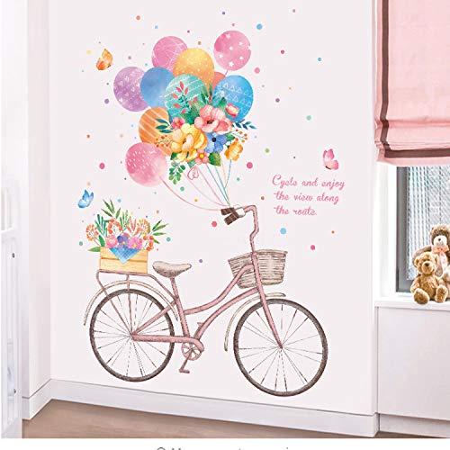 GKAWHH Casa De Ensueño Decoración Colorida Flores De Globo