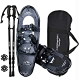 Best Snowshoes For Women - Ito Rocky Sawtooth Snowshoes for Men and Women Review