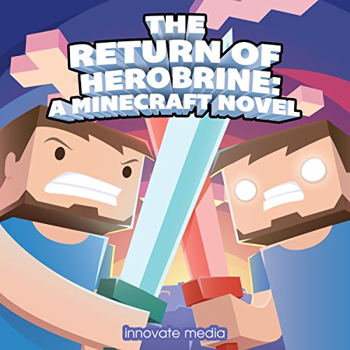 The Return of Herobrine audiobook cover art
