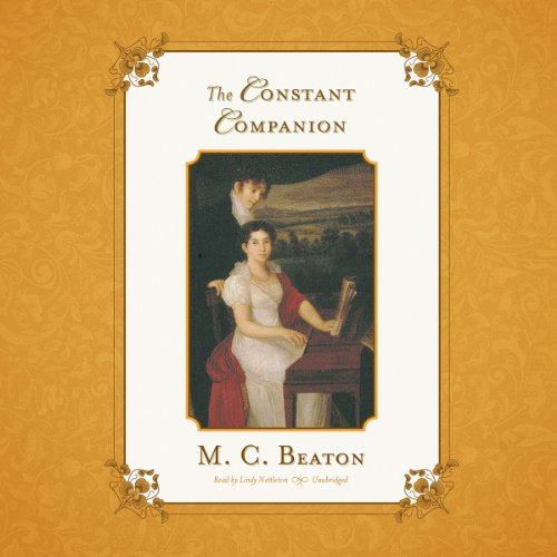 The Constant Companion cover art