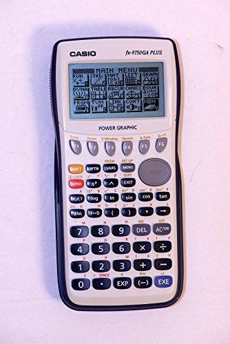 Casio FX-9750GAPLUS Graphing Calculator