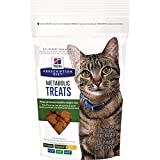 Hill'S Prescription Diet Metabolic Weight Management Cat Treats, 2.5 Oz, 1 Pouch, Small
