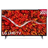 LG 43UP8000-ALEXA 2021-Smart TV 4K UHD 108 cm (43') con Procesador Quad Core, HDR10 Pro, HLG, Sonido Virtual Surround, HDMI 2.0, USB 2.0, Bluetooth 5.0, WiFi