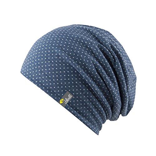 Chillouts Florence Bonnet pour Adulte Taille Unique Bleu - Bleu/Blanc
