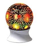 mianhua Altavoz inalámbrico Control táctil Lámpara de noche Luz de noche Altavoz Bluetooth LED creativo luminoso Mini lámpara de mesa portátil