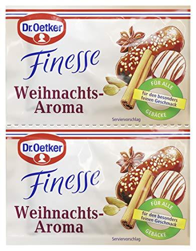 Dr. Oetker Finesse WEIHNACHTS - AROMA (2 x 5,5 g) FÜR ALLE GEBÄCKE