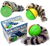 D.Y.TOY Weazel Ball - 3 Pack - Battery Operated Toy for Kids, Adults, Dogs or Cats