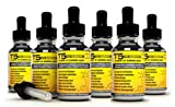 x6 Thermogenic T5 Fat Burners Serum: Advanced T5 / Phetermine Diet Pills Alternative (6 Month Supply)