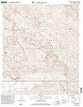 Weavers Needle Quadrangle, Arizona : 7.5 minute Series (Topographic)