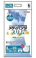 近澤製紙 チカザワ メディパンツスリム L22 1ケース(4袋)セット売り