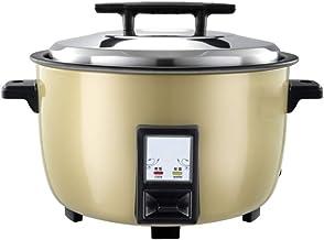Commerciële elektrische rijstkoker grote capaciteit slowcooker 8-45L hotel home cooking pot, één druk op de knop automatis...