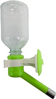 Choco Nose H590 Patented No Drip Dog Water Bottle, Small-Medium Sized Dog (15-30 lb) Water Bottle, Cat Water Feeder, Leak-Proof Pet Water Bottle, BPA Free, 11.2 Oz / 330 Ml. Nozzle Diameter: 16mm
