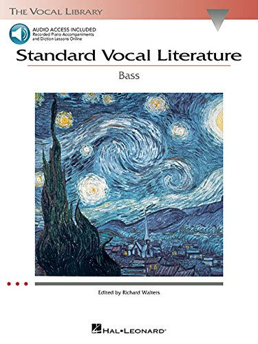 Standard Vocal Literature - An Introduction to...