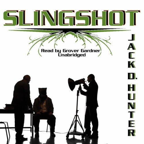Slingshot audiobook cover art