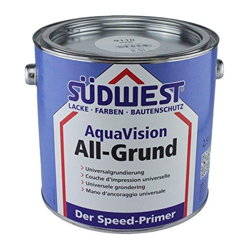 Südwest AquaVision All-Grund 2,5 Liter Weiß