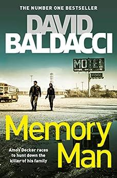 Memory Man: An Amos Decker Novel 1 by [David Baldacci]