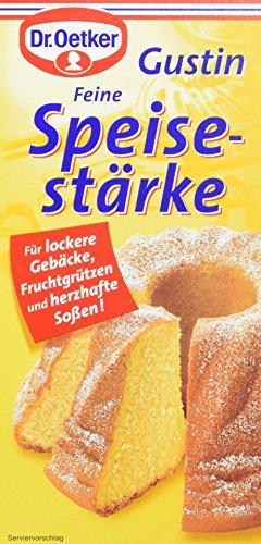 Dr. Oetker Speisestärke, 6er Pack (6 x 400 g)