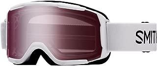 Smith Optics Youth Daredevil Snow Goggles White Frame/Ignitor Mirror